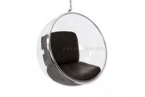 fauteuil boule suspendu