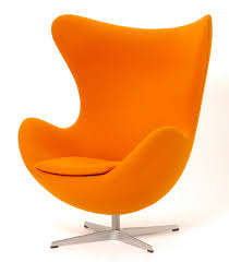 fauteuil oeuf jacobsen